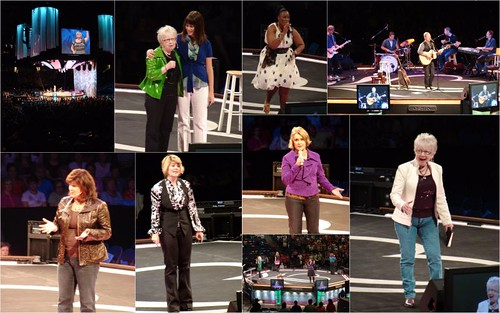 women of faith august 2009