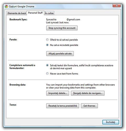 02 Google Chrome Bookmarks Sync