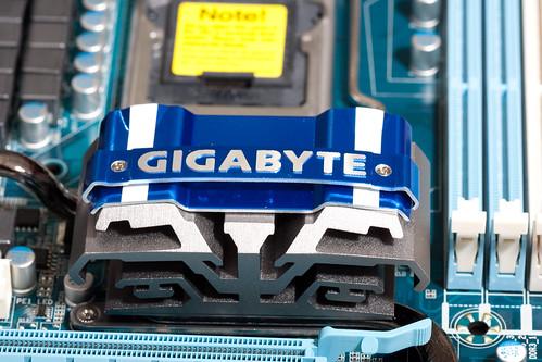 GIGABYTE P55-UD6 Motherboard Unboxed  -5029