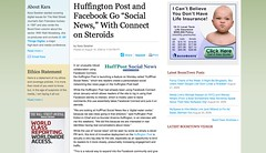 Huffington Post Debuts Social News Service Using Facebook Connect | Kara Swisher | BoomTown | AllThingsD_1250849511555