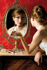 Retoque de maquiagem (Agncia EclipseCondor) Tags: revista moda unica piracicaba