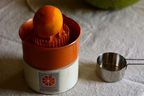 No-Bake Orange and Cream Pie