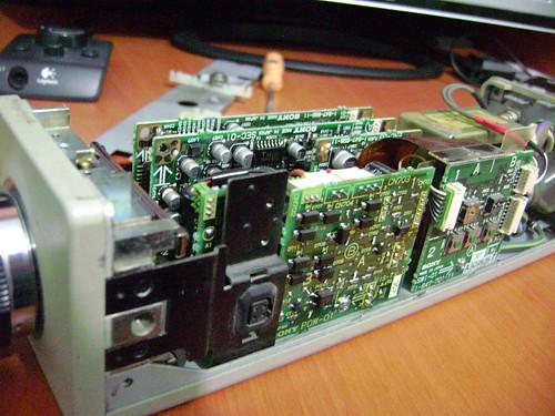 İlk Hali - Sony CCD Iris