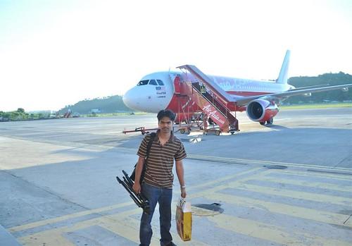 Model Air Asia
