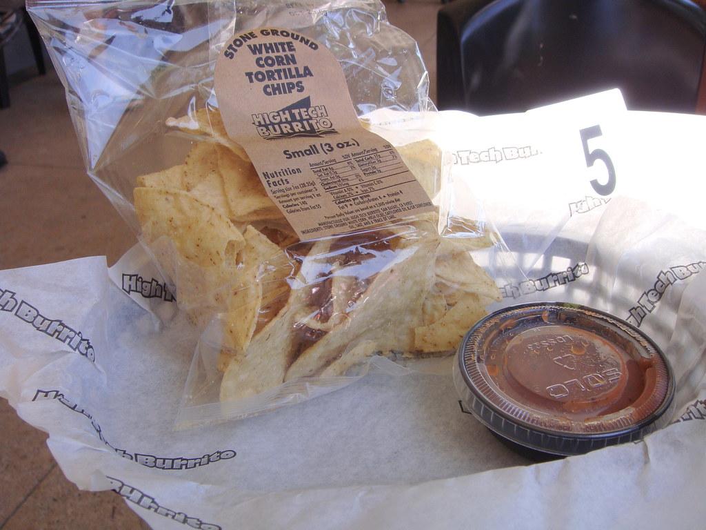 Chips & Salsa (mild)