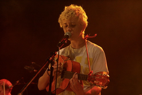 Mica Levi of Micachu And The Shapes
