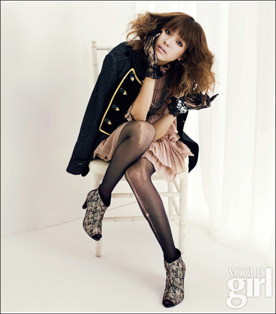 Han hyo Joo : Han hyo Joo (한효주) – The Bright Side Photoshoot - beautiful girls