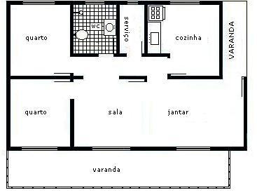 casa de campo : plantas