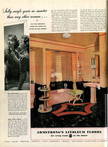 Armstrong Linoleum