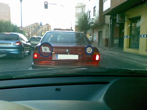 Ubuntu car in Le�n