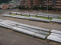 Almacn de postes de la luz (LuisJouJR) Tags: japan yokohama keio kanagawaken