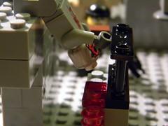 After the Nuke (Sniper_Season) Tags: cool lego prototype nuke ac8 brickarms apocalego
