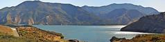 Pyramid Lake Panorama (Images by John 'K') Tags: california panorama i5 stitched interstate5 johnk pyramidlake d5000 johnkrzesinski randomok