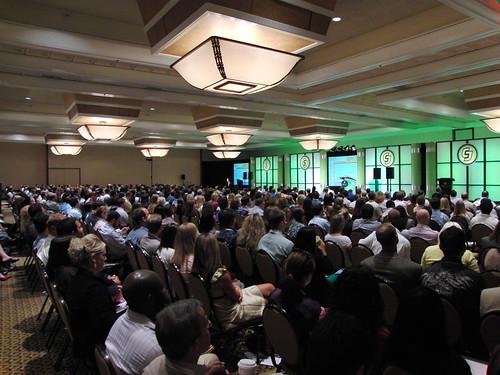 Big crowds at CJU 2009