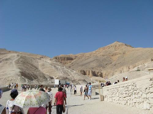 Vale dos Reis, luxor, Egipto