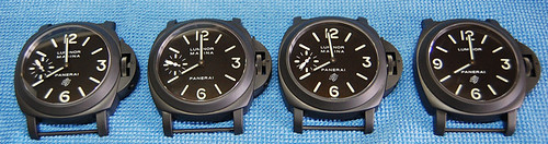 DLC Coated Panerai Watches
