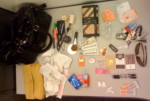 What's in Shetal's Bag?