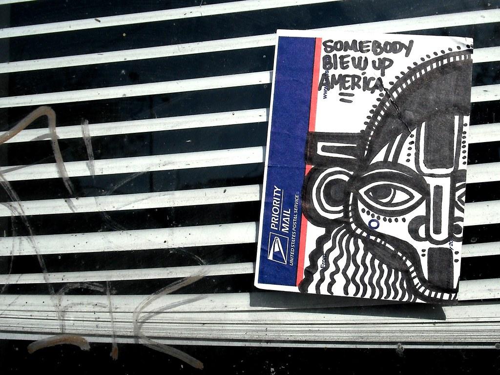 Ras Terms Sticker graffiti berkeley california.