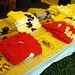 t-shirts and souvenirs are always for sale at the Japanese Fall Festival
