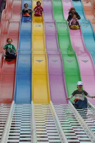 giant slide 135