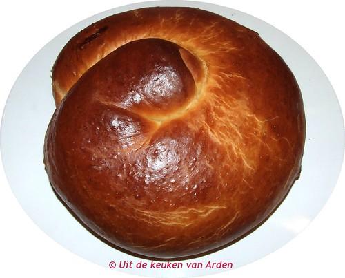 Zoet gevuld brood
