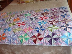 Piecera  - Cecilia Serrano (Facebook. decohilado@gmail.com) Tags: crazy quilt hilo patchwork cinta bordado cojín encaje hechoamano macramé cojines mostacilla árbolnavideño piecera cecilaserrano cojinespatchwork