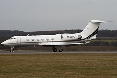 N500PC - Private - Gulfstream IV SP - Luton - 090226 - Steven Gray - IMG_0022