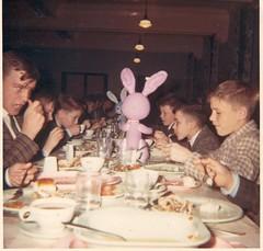 Looks like Easter (stjoekid) Tags: easter catholic kentucky louisville 1960s 2251 stjosephorphanage stjosephorphange