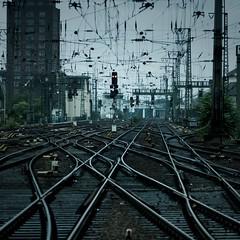 Net (Julio López Saguar) Tags: station train germany tren traffic central tracks cologne köln tráfico alemania colonia estación vías wwwgettyimagescom juliolópezsaguar 93330413