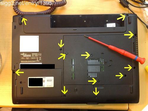 Esprimo Mobile repair 1