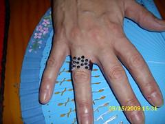 Bubble para mi hermana (INDI-MARIA) Tags: anillos