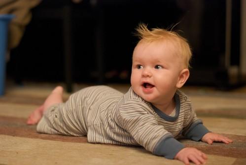 Floortje (6 maanden) (Foto op Flickr van houbi)