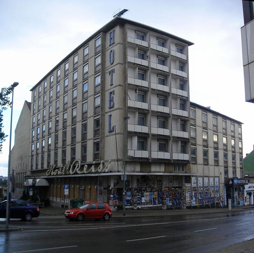 Hotel Reiss, Kassel