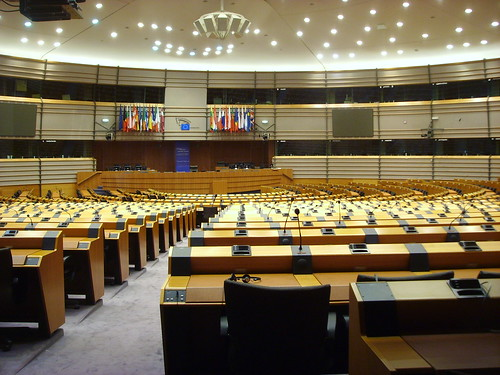 The Hemicycle Debating Chamber by ajburgess, on Flickr