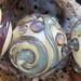 starlight lampwork glass beads