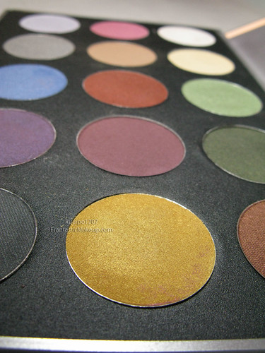 Kryolan Professional Eye Shadow Set - Palette TN 3