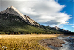 Jasper National Park, Alberta,Canada (Artvet) Tags: canada mountains fall water alberta legacy jaspernationalpark