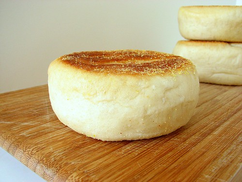 Homemade English Muffins