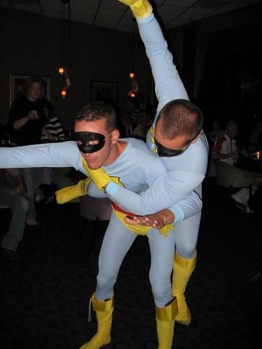 ambiguously gay duo. Ambiguously Gay Duo Costume