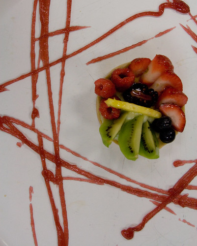 Fresh Fruit Tart one