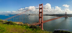 Golden Gate Bridge - California (Darvin Atkeson) Tags: sanfrancisco california bridge panorama usa america golden us gate darvin atkeson  darv   liquidmoonlightcom