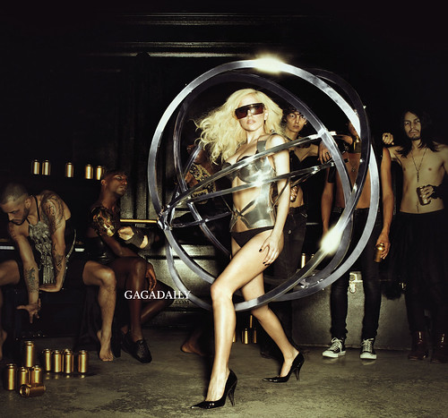Lady GaGa - The Monster Ball Promo Pic 2