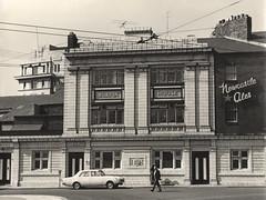 015266:Burton House, Croft Street, Newcastle upon Tyne, 1966 (Newcastle Libraries) Tags: newcastleupontyne tynesidelifeandtimes tynesidelifeandtimesnewcastleupontyne