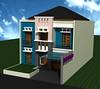 Desain Rumah Tinggal Minimalis di Komplek Setneg Cidodol Kebayoran Lama (Indograha Arsitama Desain & Build) Tags: di lama rumah desain minimalis kebayoran cidodol