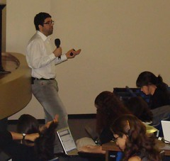 Presentación de Claudio Ruiz en el Seminario aCCCeso