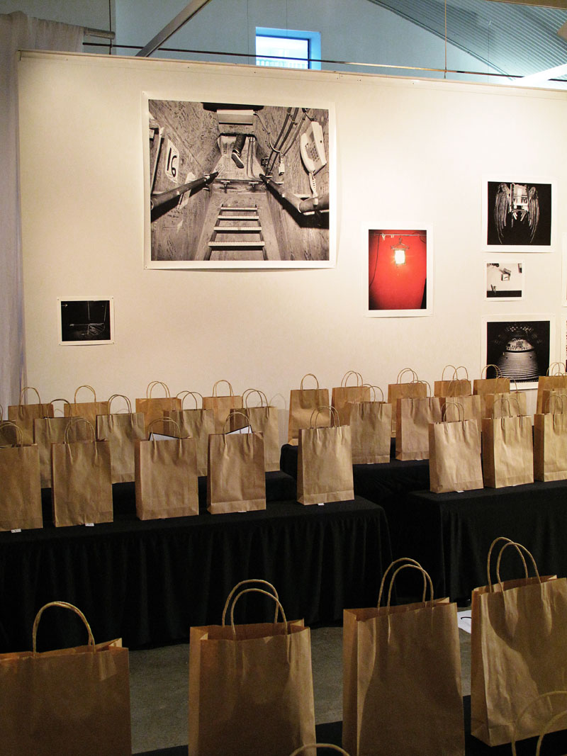 trent Parke exhibition, Carl Kapp AW10 Parade and Goodie Bags