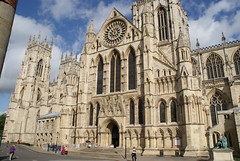 YORK (paul gy (home again)) Tags: york uk minster cathdral