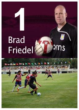 BRAD FRIEDEL'S PSA