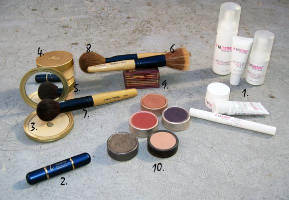 heidi-klum-skin-care-jane-iredale-stila-makeup-numbered