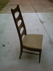 Sold: Kent Coffey? Dining Chair 2